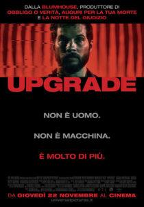 poster Upgrade film