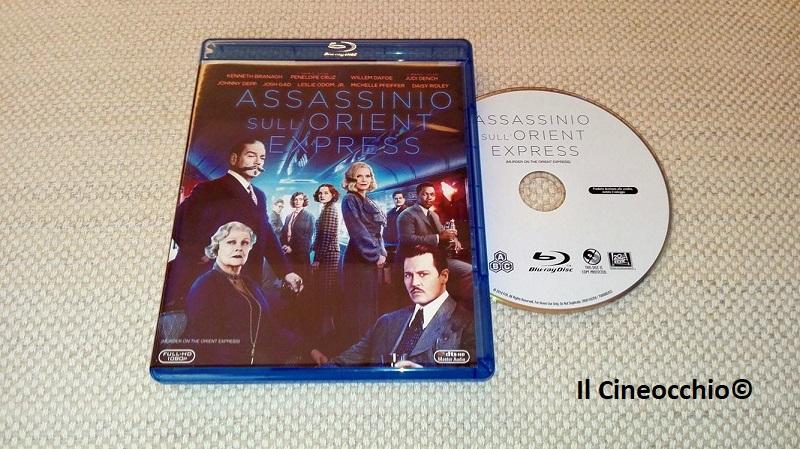 Recensione Blu-ray   Assassinio Sull'Orient Express di Kenneth Branagh
