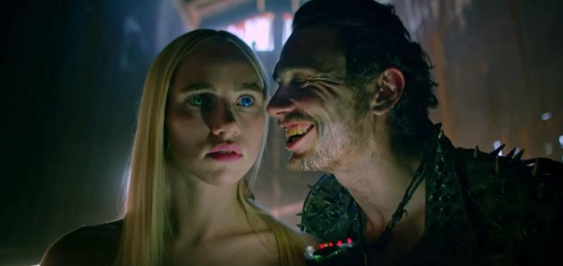 James Franco e Milla Jovovich tra cyborg e desolazione nel trailer di Future World