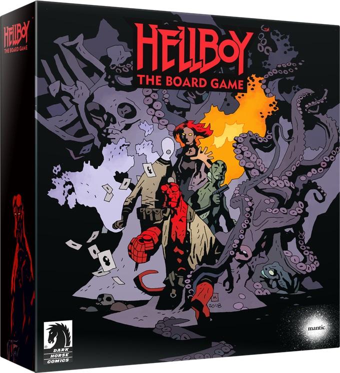 Il gioco da tavolo di hellboy sar presto realt le prime - Blood bowl gioco da tavolo recensione ...