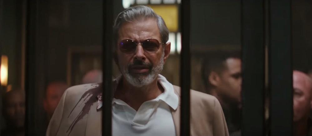 Jeff Goldblum nell'ospedale segreto per criminali di Jodie Foster nel trailer di Hotel Artemis