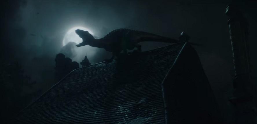 I dinosauri si scatenano fuori dal parco nel trailer finale di Jurassic World – Il Regno Distrutto
