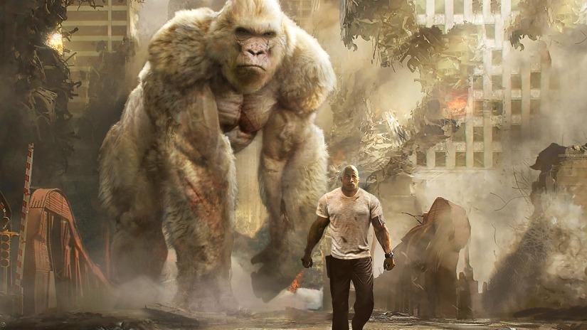 Recensione | Rampage – Furia Animale di Brad Peyton