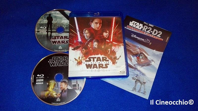 Recensione Blu-ray | Star Wars VIII: Gli Ultimi Jedi di Rian Johnson