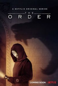 the order serie netflix 2019 poster