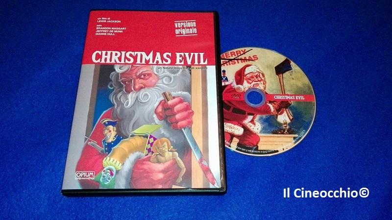 Recensione DVD | Christmas Evil – Un Natale Macchiato Di Sangue di Lewis Jackson