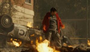 Deadpool 2 - firefist