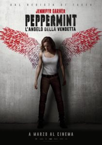 Peppermint - L'Angelo della Vendetta film poster