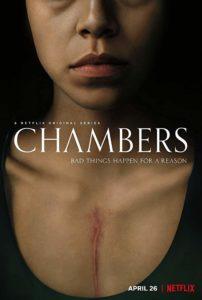 chambers serie netflix 2019 poster