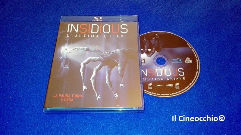 Recensione Blu-ray | Insidious: L'Ultima Chiave di Adam Robitel