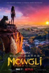 mowgli il figlio della giungla netflix 2018 film poster