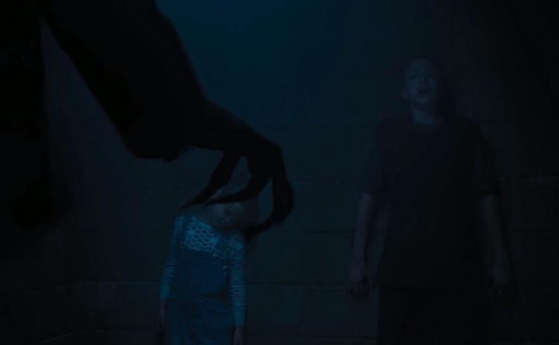 Un marchingegno richiama gli spettri nella casa di Nicola Peltz nel trailer di Our House