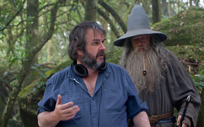 peter jackson signore anelli