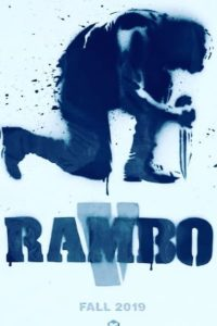 rambo V Last blood poster film