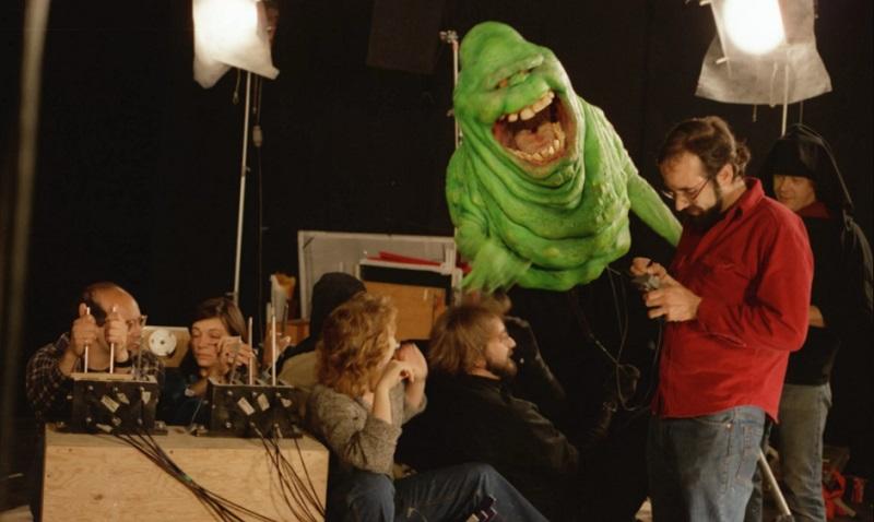 """Steve Johnson su Ghostbusters: """"Creai Slimer con l'aiuto della cocaina e del fantasma di John Belushi"""""""