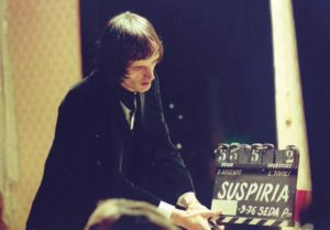 Dario Argento in Suspiria (1977)
