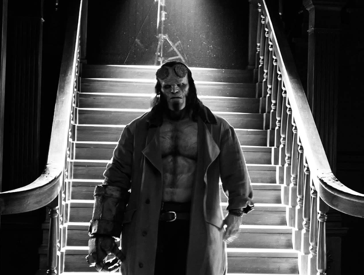Hellboy (2019) film harbour