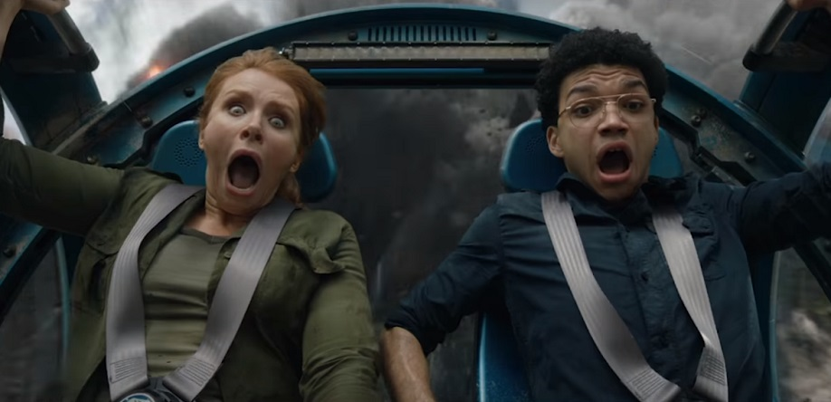 Jurassic World – Il Regno Distrutto bryce dallas howard