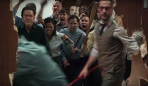 Office Uprising film 2018