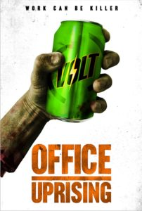 Office Uprising film poster