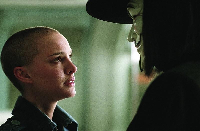 """Natalie Portman su V per Vendetta: """"Parteciperei all'eventuale sequel"""""""