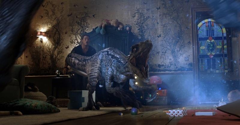 Recensione | Jurassic World – Il Regno Distrutto di Juan Antonio Bayona