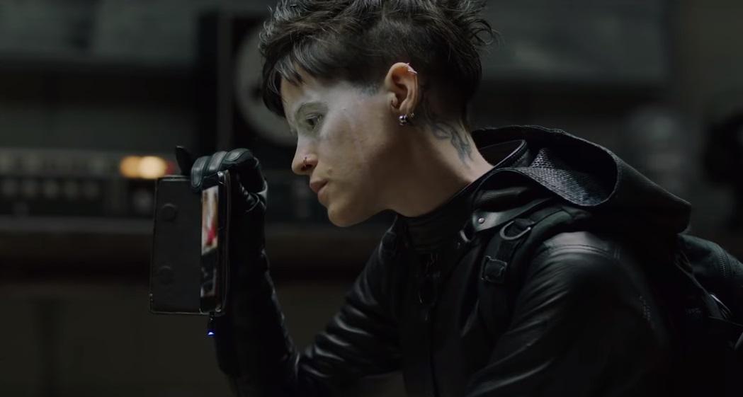 quelllo che non uccide film Claire Foy spider's web