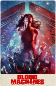 Blood Machine ickerman poster