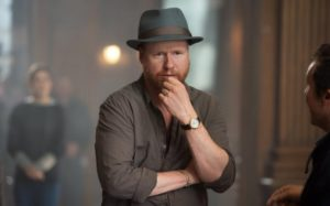 Joss Whedon set avengers