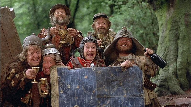 I Banditi del Tempo di Terry Gilliam diventa una serie TV per Apple