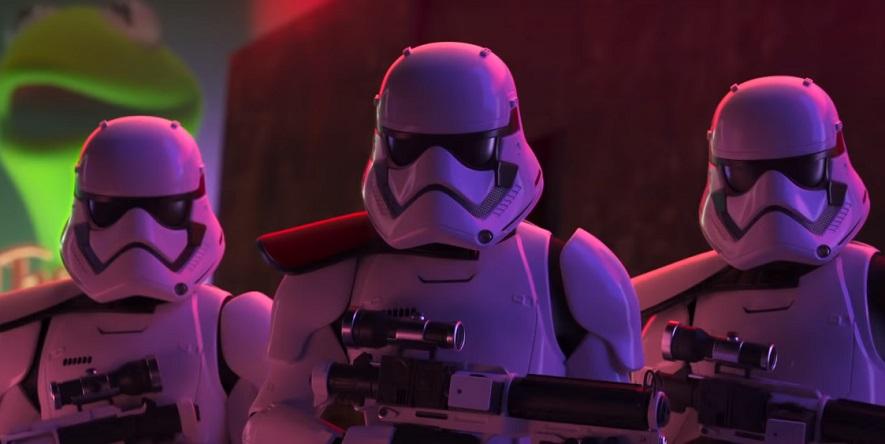 Stormtroopers, Iron Man, Muppets e principesse Disney nel trailer italiano di Ralph Spacca Internet