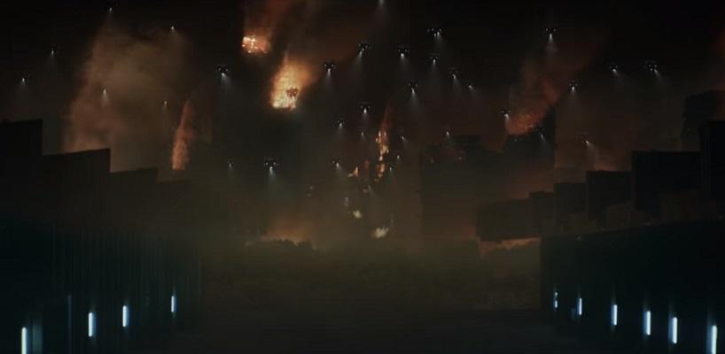 Nel trailer di Extinction, Michael Peña prevede una devastante invasione aliena per Netflix