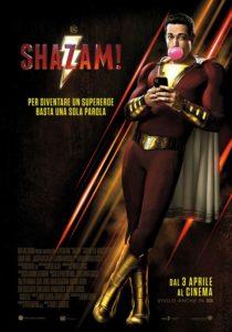 shazam poster film ita