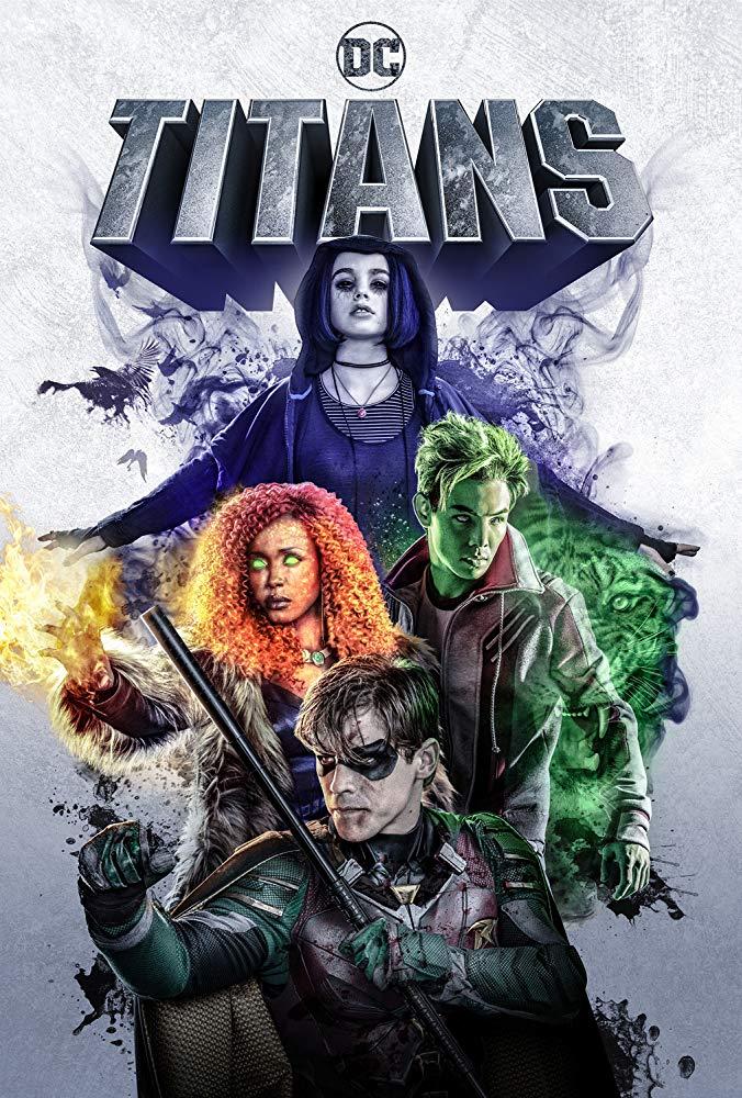 Titans poster