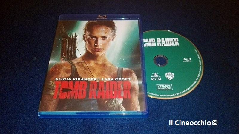 Recensione Blu-ray   Tomb Raider di Roar Uthaug