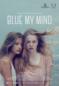 Blue My Mind film poster