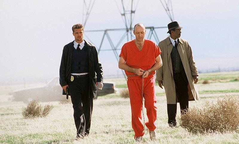 Esaminiamo il finale alternativo di Seven di David Fincher, disegnato ma non girato
