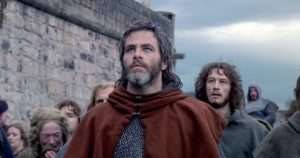 Chris Pine in Outlaw King (2018)
