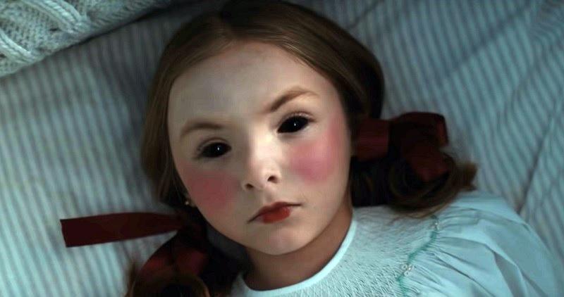 Il trailer di Malicious preannuncia una maternità infernale