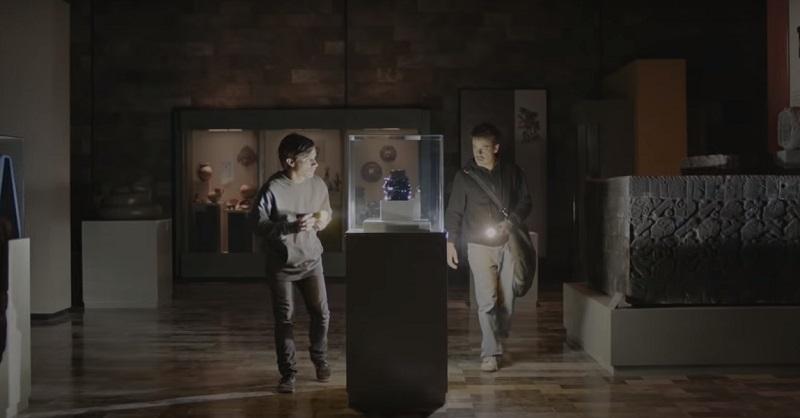 Nel trailer di Museo, Gael García Bernal tenta una folle rapina a Città del Messico