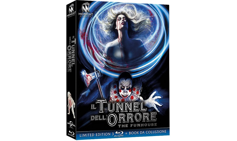 Recensione Blu-ray | Il Tunnel Dell'Orrore (Limited Edition) di Tobe Hooper