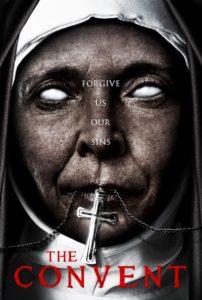 the convent Paul Hyett film poster