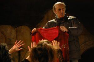 Dario Argento in La terza madre (2007)