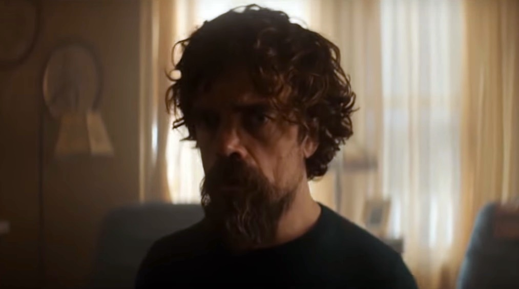 I THINK WE'RE ALONE NOW film Peter Dinklage