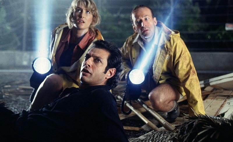"""Jeff Goldblum su Jurassic Park: """"Ian Malcolm quasi tagliato dal primo film"""""""
