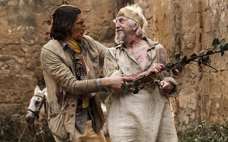 Poster, trailer italiano e data di uscita per L' uomo che uccise Don Chisciotte di Terry Gilliam