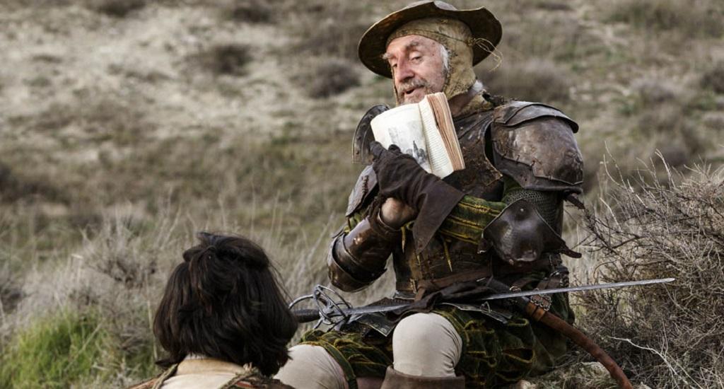 16 cose da sapere su L'uomo che uccise Don Chisciotte di Terry Gilliam