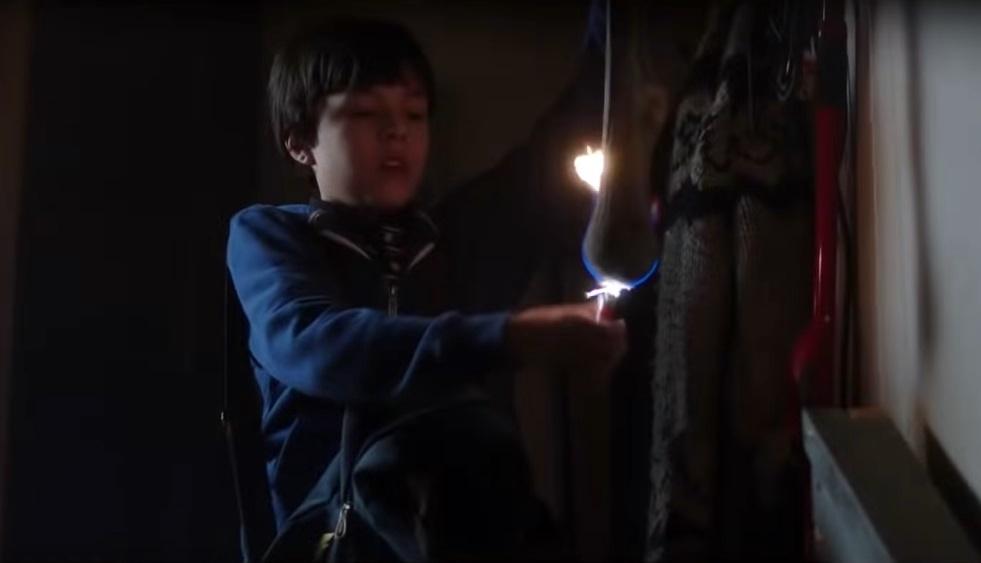 Nel trailer di Knuckleball un ragazzino organizza trappole casalinghe contro un aggressore