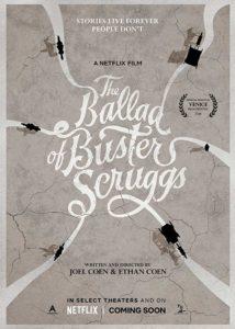 La ballata di Buster Scruggs film poster
