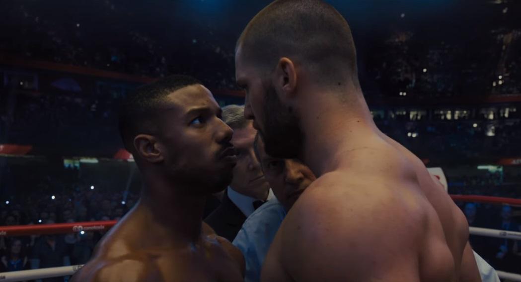 Creed II: nuovo poster ufficiale in attesa del trailer di domani